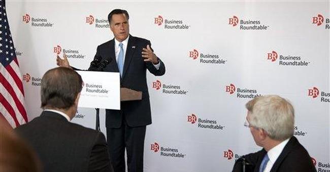 Romney starts ad wave; GOP PAC gets more cash