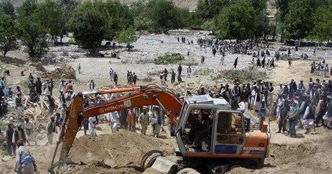 Bulldozers dig for victims of Afghan earthquakes