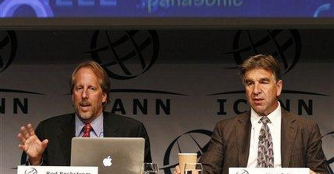 How the Internet will get new domain name suffixes