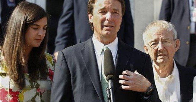 Federal prosecutors drop case against John Edwards