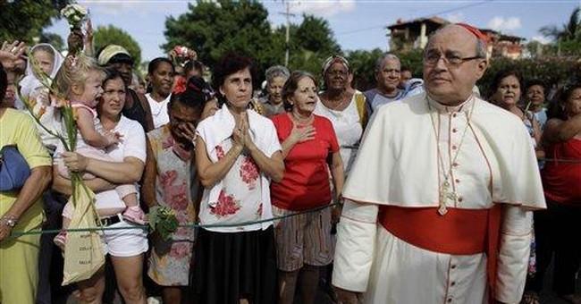 Cuba's cardinal under fire for comments