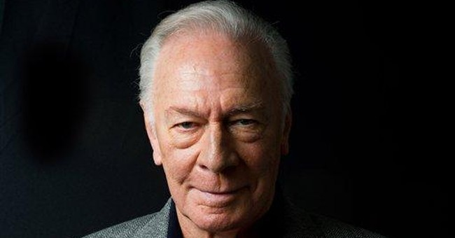 Christopher Plummer, on screen and on stage at 82