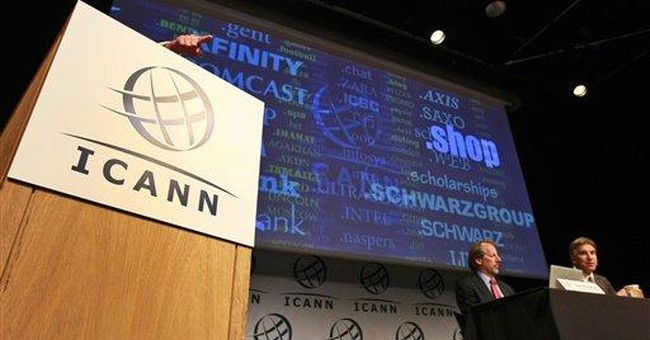 Privacy gaffe discovered in Internet address bids