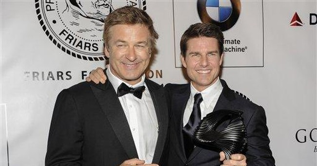 Tom Cruise receives Friars Icon award in NY