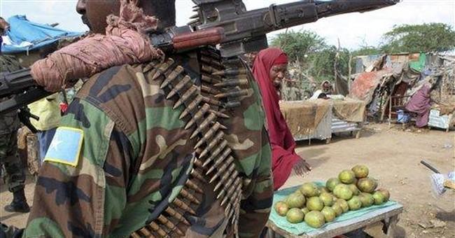Mogadishu is losing 'Most Dangerous City' label
