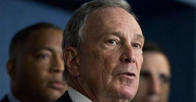 NYC mayor Bloomberg forms $9M mayors' challenge