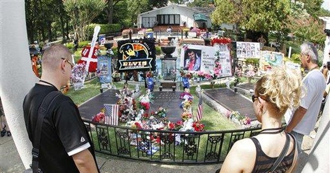Graceland marks 30th year as tourist attraction