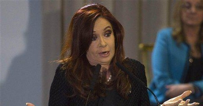 Argentina to stimulate economy with home loans