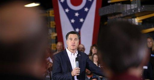 THE RACE: Romney steps up campaigning in Rust Belt