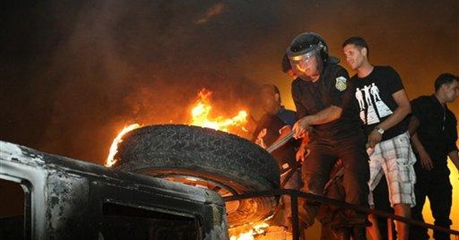 Tunisia: 1 dead, 62 injured in  riots by Islamists