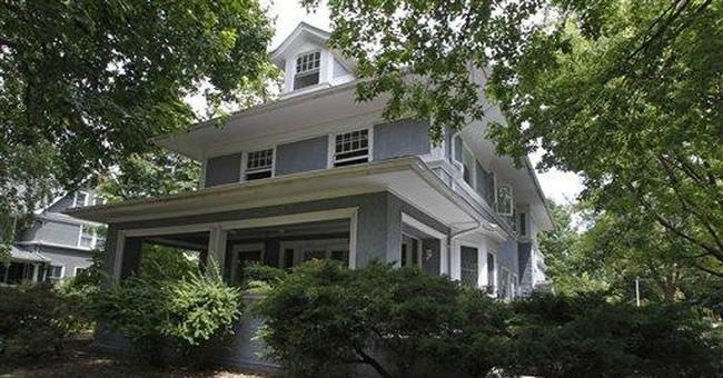 Foundation sells Hemingway's suburban Chicago home