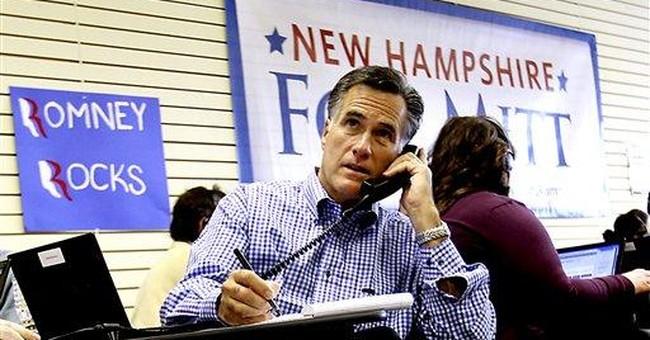 Battleground NH: Indies key in Romney backyard