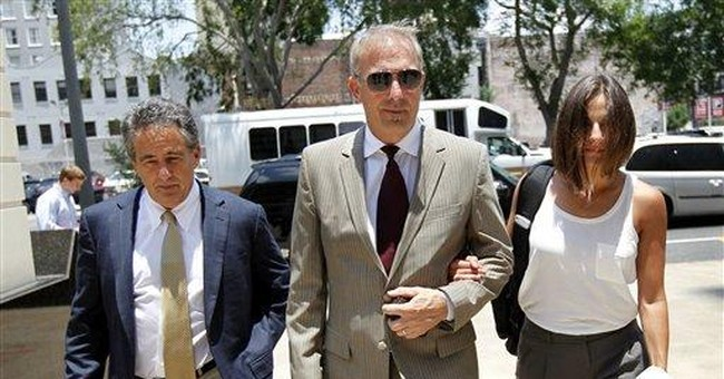 Jury sides with Costner in BP spill lawsuit