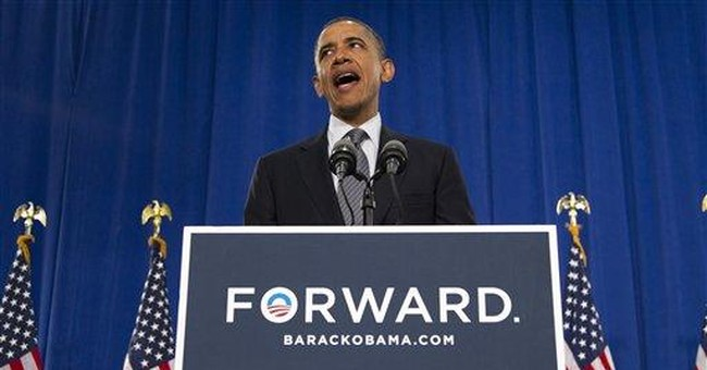 Obama: Election is chance to break stalemate