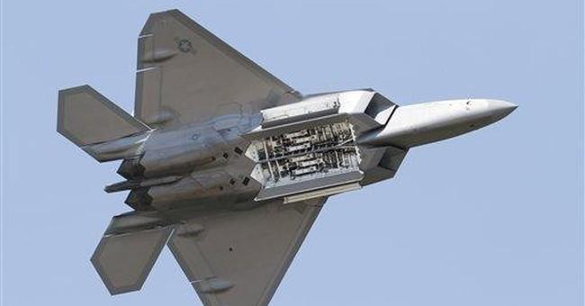 Air Force cites progress on F-22 oxygen mystery