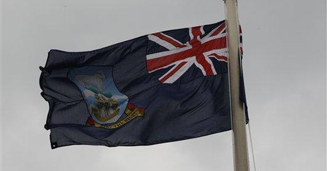Falkland Islanders mark day of Argentine defeat
