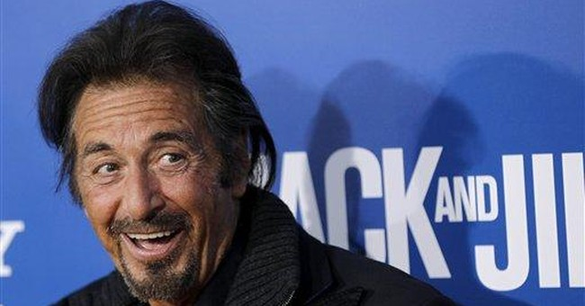 Al Pacino coming back to Broadway this fall