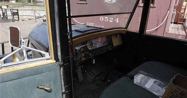 Galloping Geese ride again at Colo railroad museum