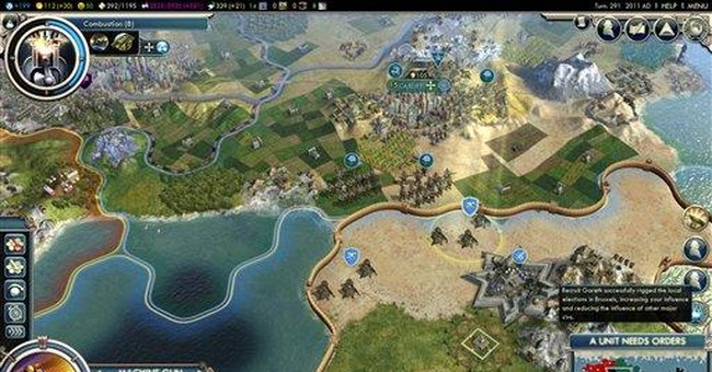 'Civ' creator surprised gamer played for a decade