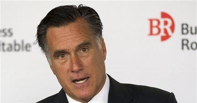Romney ad hits Obama for 'private sector' comment
