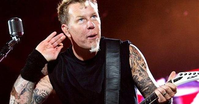 Metallica helps FBI in trying to catch Va. killer