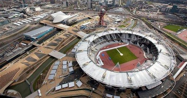 London Games to be first social media Olympics