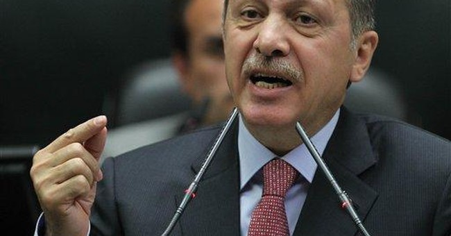 Turkey: president can serve 7-year term