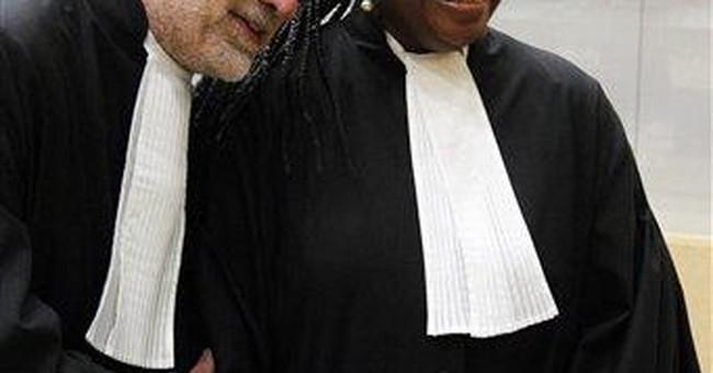 New international war crimes prosecutor sworn in