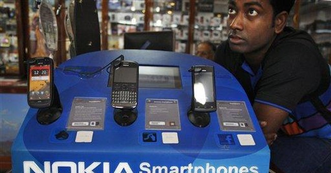 Moody's downgrades Nokia to junk status