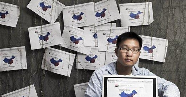 Using new media, Chinese try out food activism