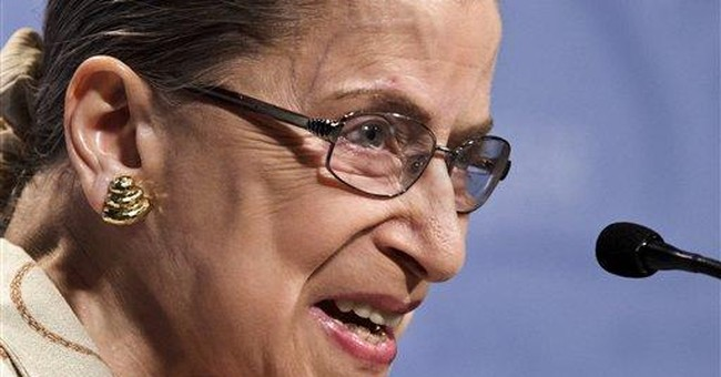 Ginsburg pokes fun at health care guessing game
