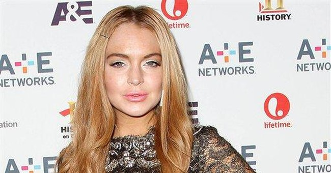 Rep: Lohan treated for exhaustion after film shoot