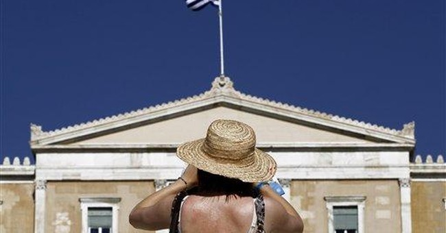 How shock waves will hit US if Greece drops euro