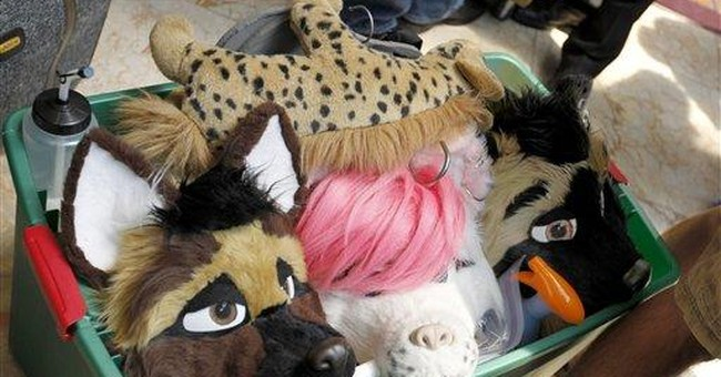 Furries looking to 'shed' bad rap in Pittsburgh