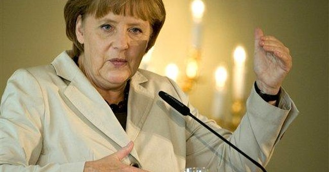 Merkel: Germany won't be pressed into quick fixes