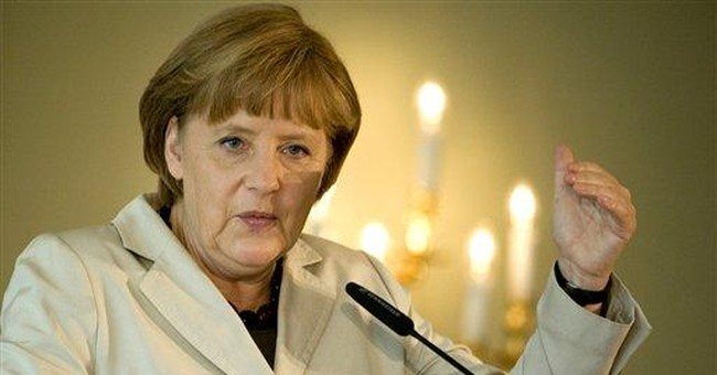 Merkel: Germany won't be pressed into quick fixes