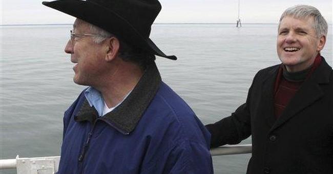APNewsBreak: FAA felt offshore wind farm pressure