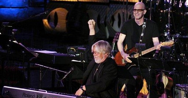 Seger, Lightfoot among Songwriter Hall inductees