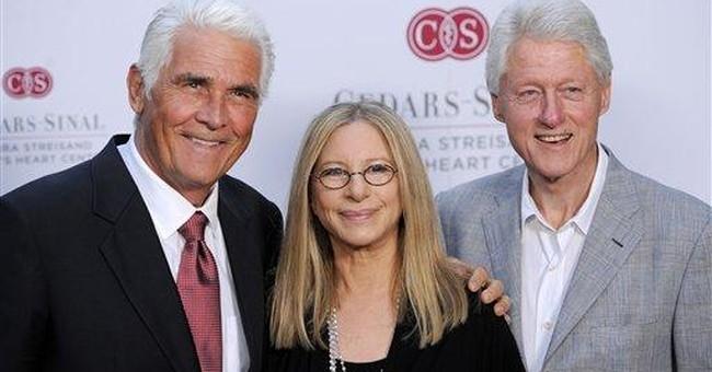 Streisand opens her home for women's heart health
