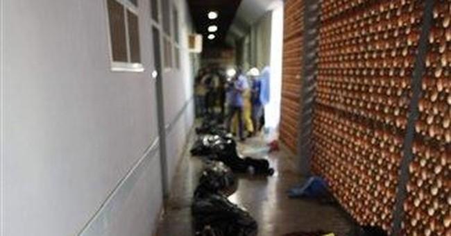 Paraguay: 17 killed in violent land dispute