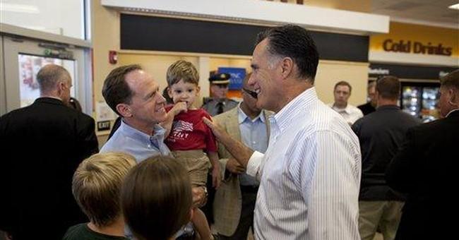 Romney says he'll do 'opposite' on Israel