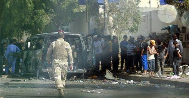 Bomb kills security contractor in Iraq's north
