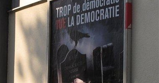 Swiss voters say no to yet more referendums