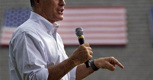 Romney kicks off bus tour across critical Ohio