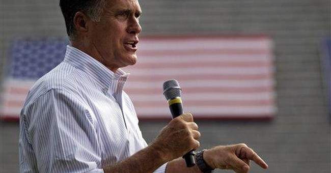 Romney kicks off bus tour across critical Ohio