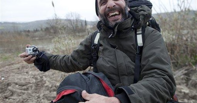 Associated Press journalist wounded in Syria