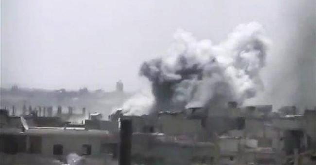 UN demands evacuation of Syrian civilians in Homs