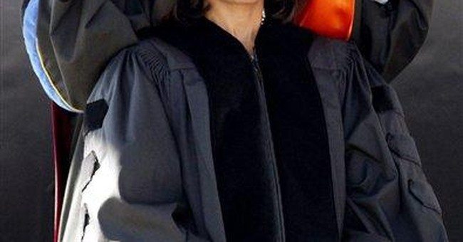 Michelle Obama speaks to graduates at Oregon State