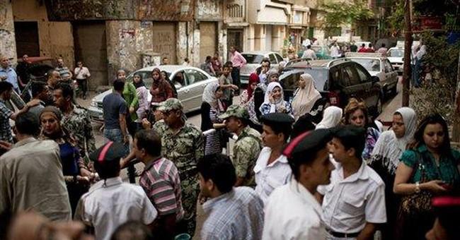 One Egyptian's surrender: The revolution failed