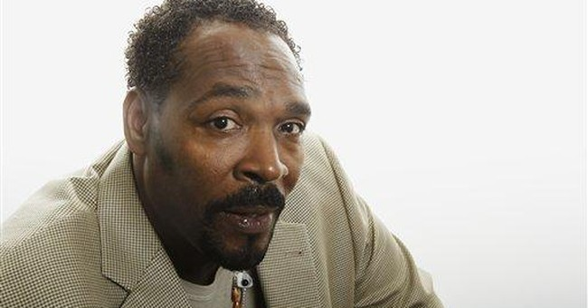 AP PHOTOS: A look back at the life of Rodney King